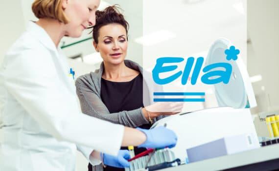 ELLA – Elektronische Laboranforderung