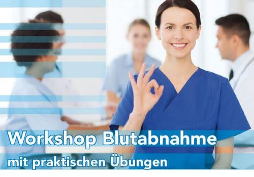 Workshop Blutabnahme
