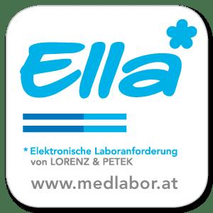 ELLA – Elektronische Laboranforerung